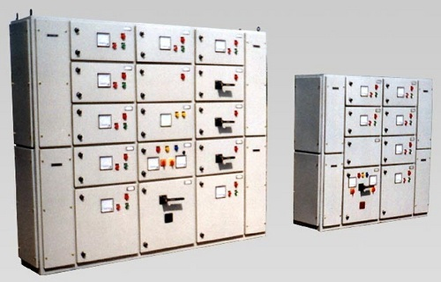 Electrical Control Panel Manufacturer In Baddi Power